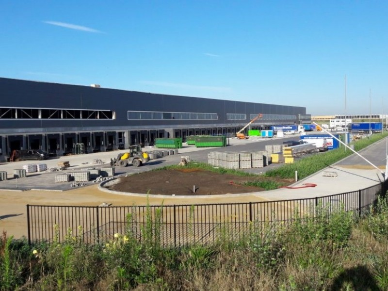 Project: Logistiek centrum WDP Venlo  - Venlo