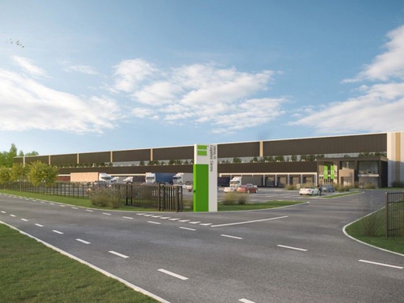 Project: Venlo III Logistics Centre - Venlo